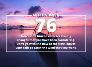 Angel Number 76 Meanings