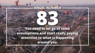 Angel Number 83 Meanings