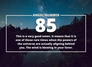 Angel Number 85 Meanings – Why Are You Seeing 85