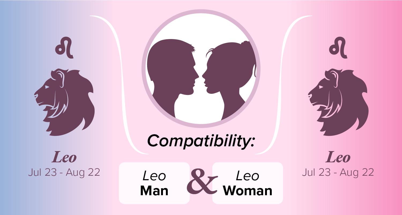 leo man dating leo woman