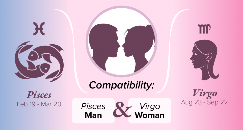 Pisces Man and Virgo Woman Compatibility