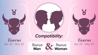 Taurus Man and Taurus Woman Compatibility