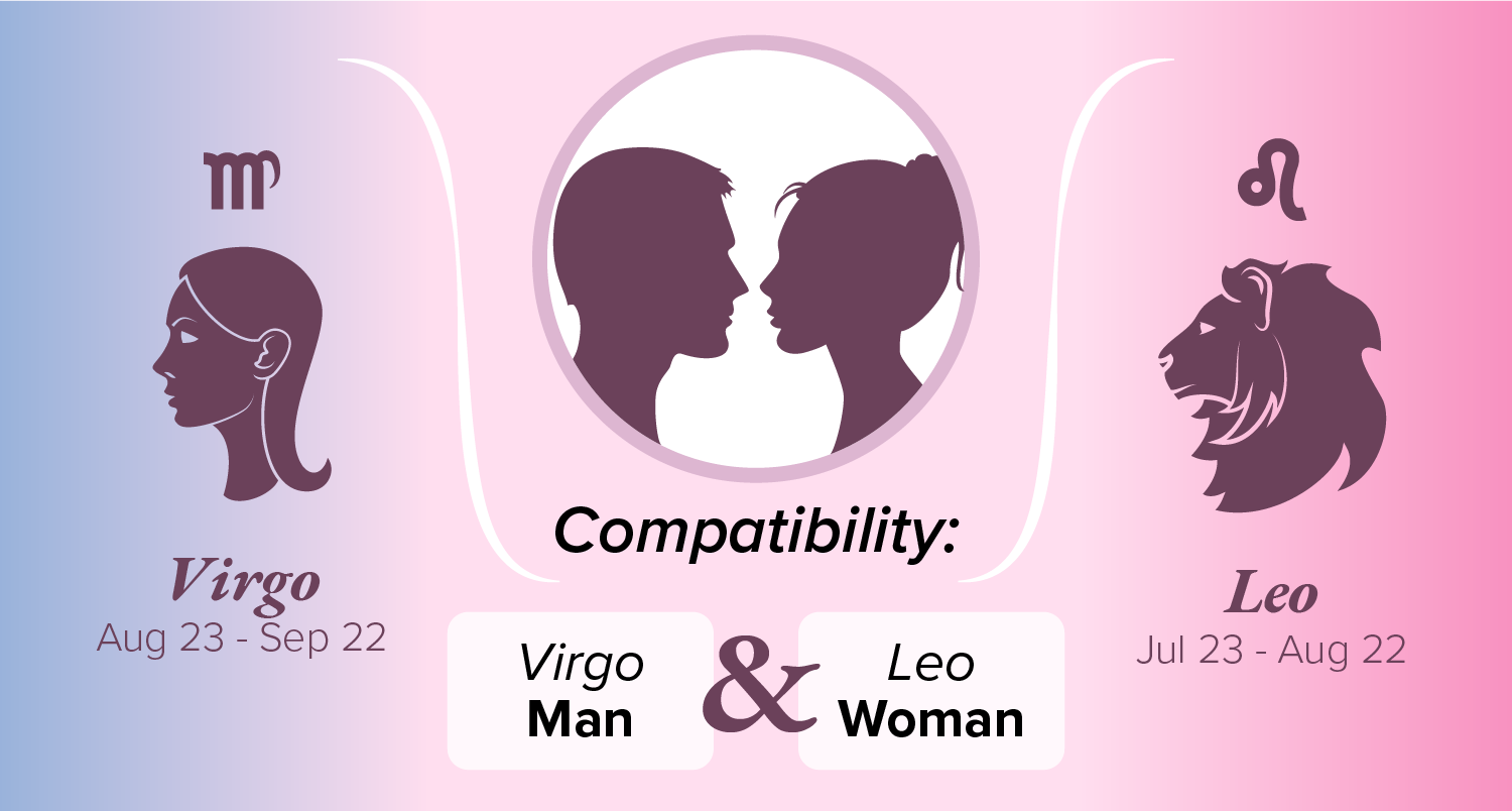What zodiac sign is compatible with leo woman