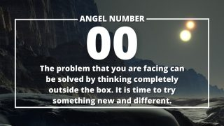 Angel Number 00 Meaning – Why Am I Seeing 00