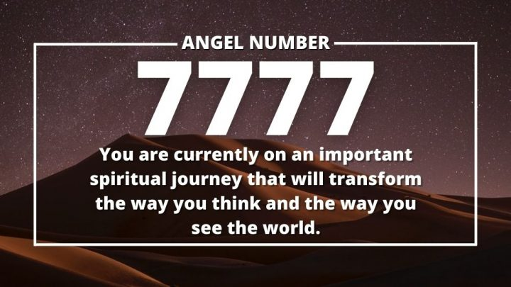 Angel Number 7777 Meaning – Why Am I Seeing 7777