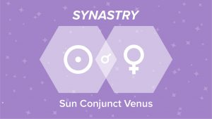 Sun Conjunct Venus Synastry