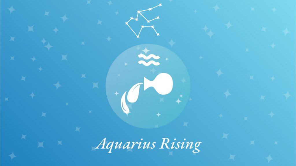 Aquarius Rising Sign Constellation