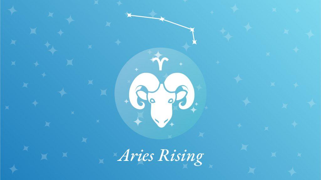 Aries Rising Sign Constellation