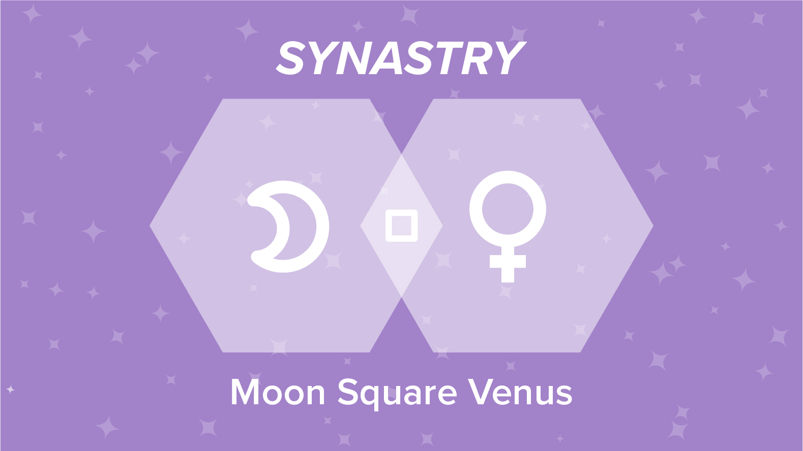 Moon Square Venus Synastry