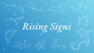 Rising Signs Constellations