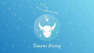 Taurus Rising Sign Constellation