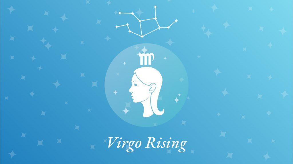 Virgo Rising Sign Constellation