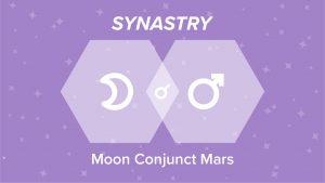 Moon Conjunct Mars Synastry