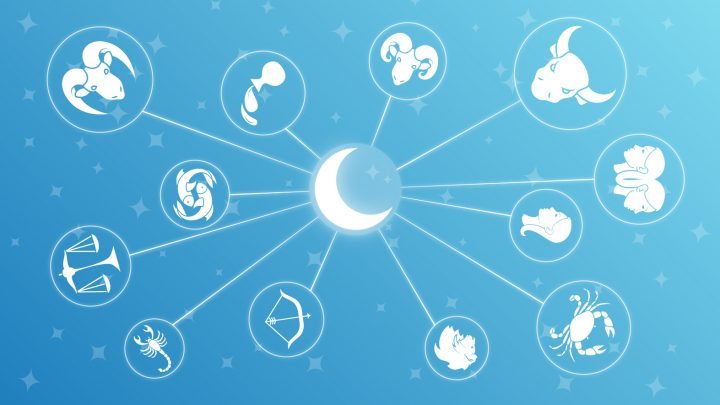 Moon Sign Meaning and Zodiac Sign Symbols