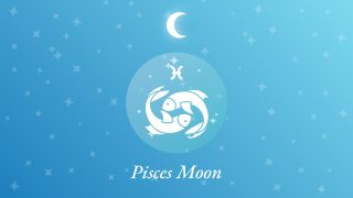 Pisces Moon Sign