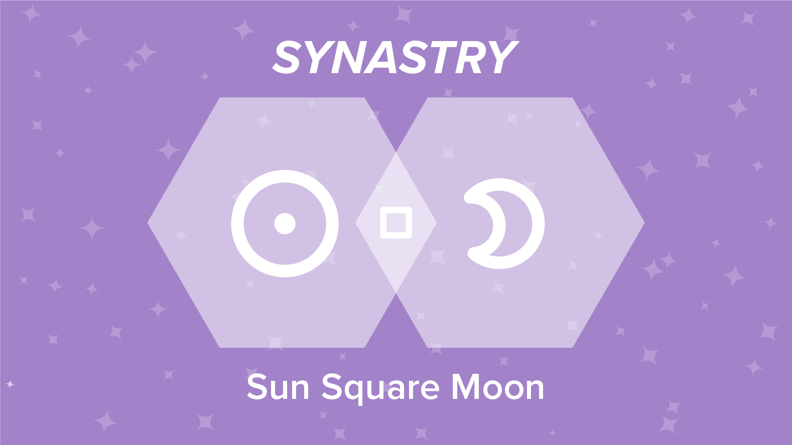 Sun Square Moon Synastry: Relationships and Friendships Explained